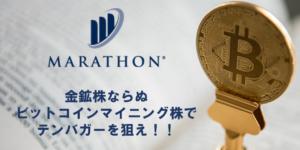 マキノブの資産形成ブログ(MARA紹介)